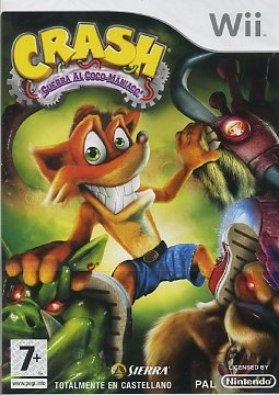 Crash Guerra Al Coco Maniaco Spanish Import Amazon Co Uk Pc