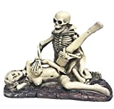 Dracula Lover Skulls Sexy Statues Adult Ceremony