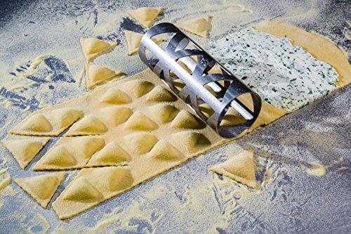 Buy ravioli rolling pin cutter