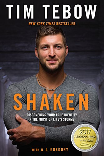 Shaken: Discovering Your True Identity in the Midst of Life's Storms (Selling Football Cards Best Way)
