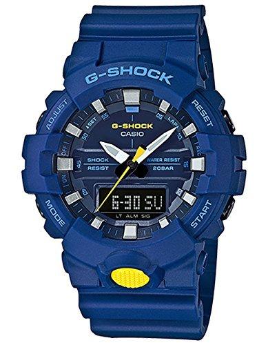 Casio GA800SC-2A G Shock Super Illuminator Men's Watch Blue 54.1mm (Casio G-shock Illuminator)