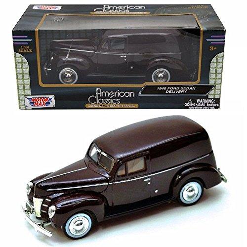 1940 Ford Car - 2