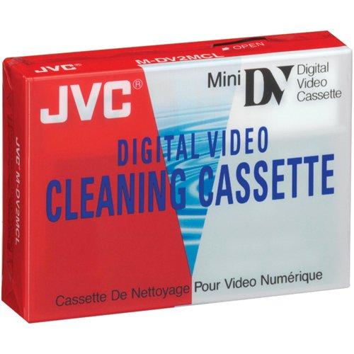 JVC Mini DV Head Cleaner (Discontinued by Manufacturer) (Mini Dv Camcorder Head Cleaner)
