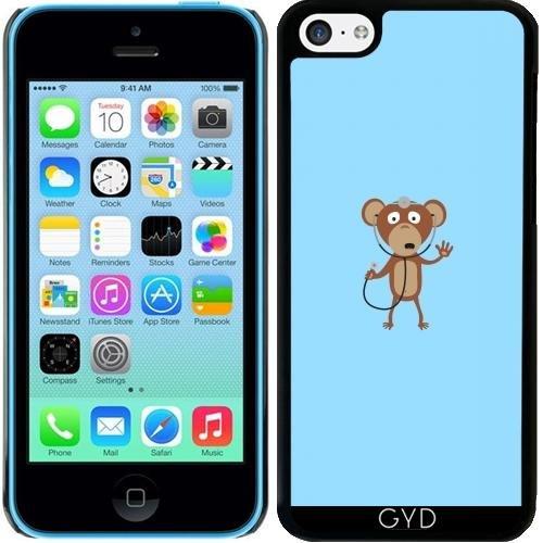 Coque pour Iphone 5c - Singe Médecin by ilovecotton