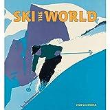 Ski the World 2020 Wall Calendar