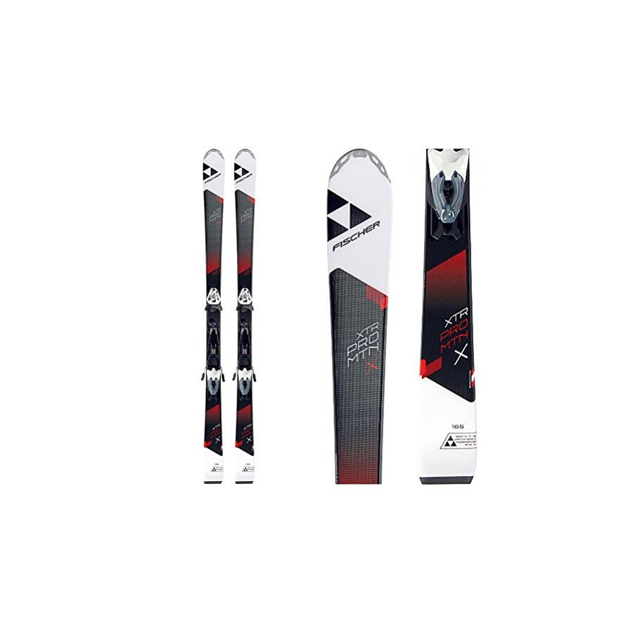 Fischer XTR Pro MTN X RT Skis with RS 10 Powerrail Bindings