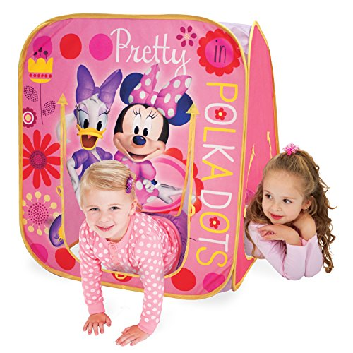 Playhut Minnie Mouse Hide N Play Playhouse, ()
