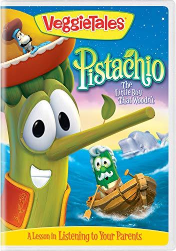 VeggieTales: Pistachio - The Little Boy That Woodn't (Veggietales Pistachio The Little Boy That Woodn T)