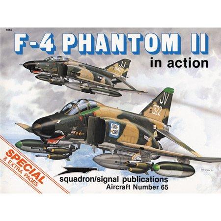 F-4 Phantom II in action - Aircraft No. 65