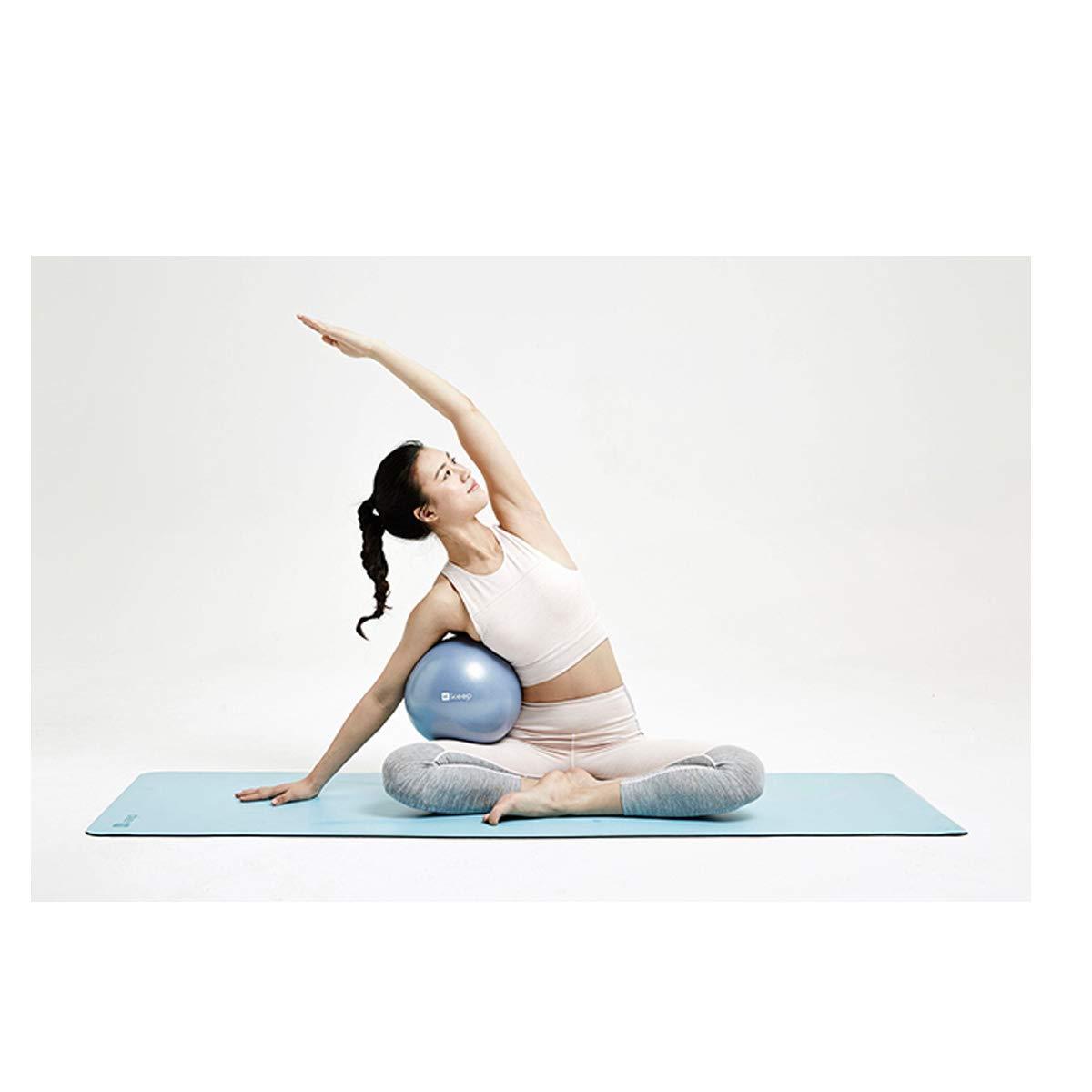 Yuxiong Mini Pelota Suiza Pelota de Yoga Gimnasio Pilates ...