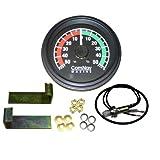 ComNav 20360023 Rudder Angle Indicator, Display Only