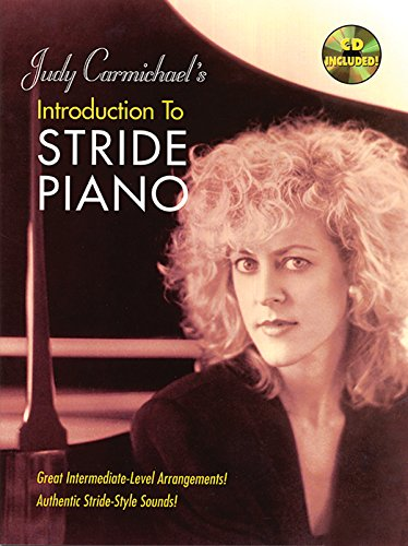 Judy Carmichael's Introduction to Stride Piano (Book & CD) (Ekay Edition)