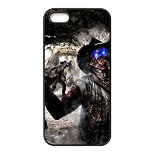 Call of Duty iPhone 4 4s Cell Phone Case Black as a gift V2083602