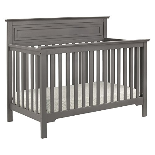 DaVinci Autumn 4-in-1 Convertible Crib, Slate