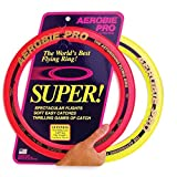 Aerobie Sprint Flying Ring, 13'' Diameter, Assorted Colors, Set of 2