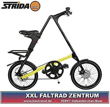 SX STRIDA color amarillo neon cityfolder 45,72 cm 9,5 kg