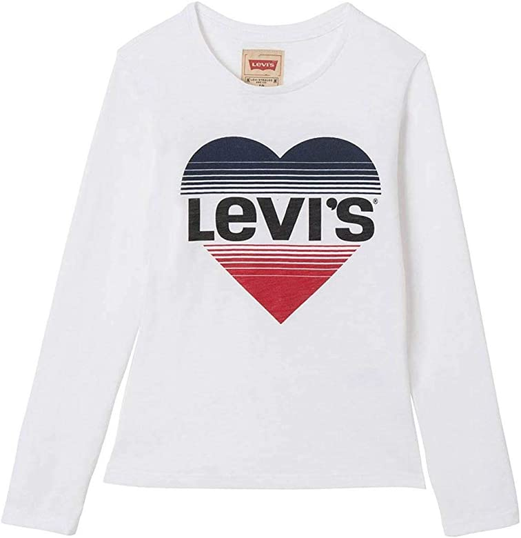 Camiseta para niño M/L LS Tee BISOUL – Blanco (2 años): Amazon.es: Ropa y accesorios