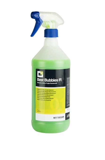 Detector fugas Gas Refrigerante fluorescente condizionatori Best Bubbles Flou