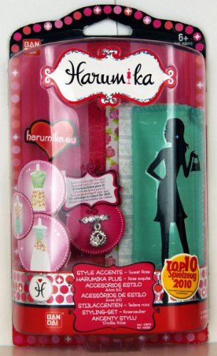 Harumika Style Accents Sweet Rose
