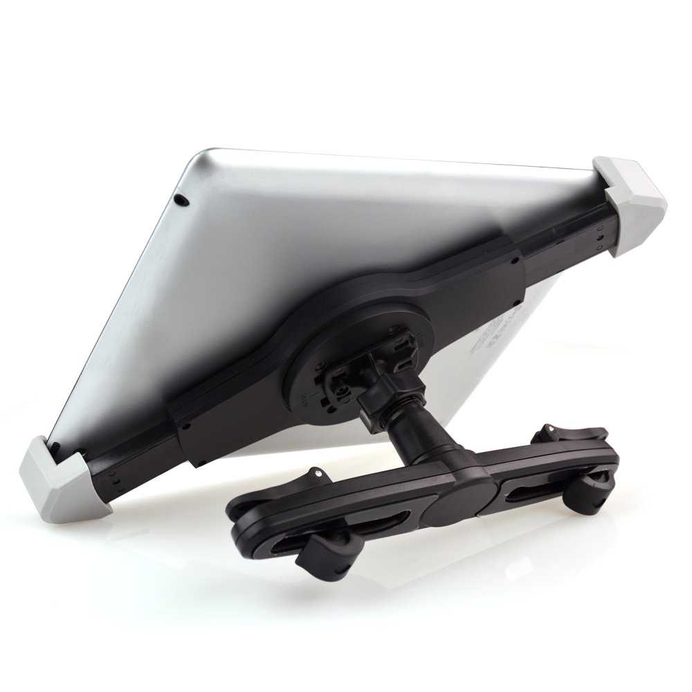 360 Gradi di Rotazione BESTEK Supporto da Auto Universale per Tablet iPad 2//iPad 3//iPad 4//Tablet 7,8-10,81