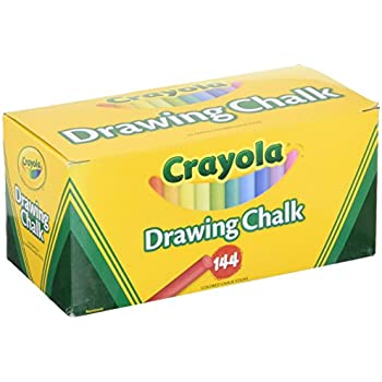 Colored Drawing Chalk Sticks