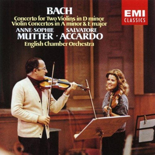 Bach: Concerto for Two Violins in D minor - Violin Concertos in A Minor & E (Bach Concerto For Two Violins)