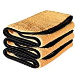 10 Pack - 30 Towels - Premium Griot's Garage 11115 Micro Fiber Polish Removal Cloth