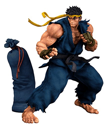 Details about Street Fighter III 3rd STRIKE Fighters Legendary Ryu Limited  Ver PVC Figure