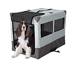 Midwest Home For Pets Portable Tent Crate, 36 by 25.5 by 28-Inch