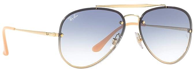 Amazon.com  Ray-Ban RB3584N BLAZE AVIATOR Gradient Sunglasses 001 19 ... 2031dcf361