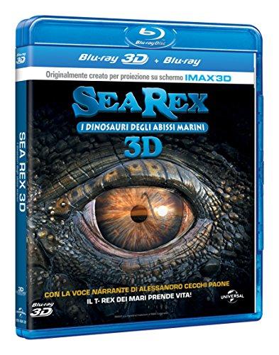 Sea Rex - I Dinosauri Degli Abissi Marini (Blu-Ray 3D) [Italian Edition]