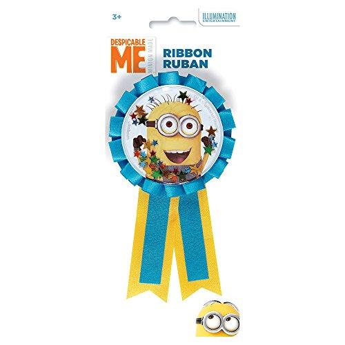 Despicable Me Minions Award Ribbon