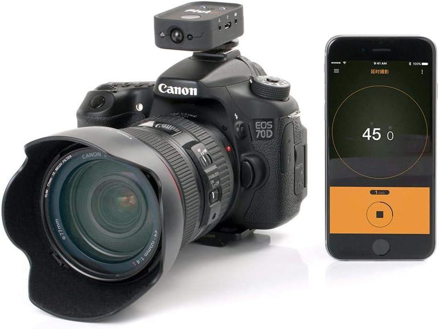 Pluto disparador con cable N3 para Canon – mando a distancia ...