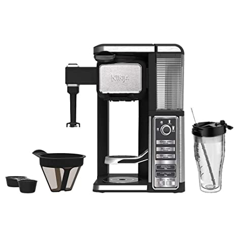 Amazon.com: Ninja - Sistema de bar para servir café ...