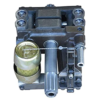 Hamiltonbobs Premium Quality Hydraulic Lift Pump Massey Ferguson MF