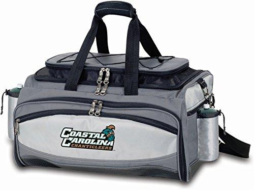 (PICNIC TIME NCAA Coastal Carolina Chanticleers Digital Print Vulcan Set, One Size, Black)