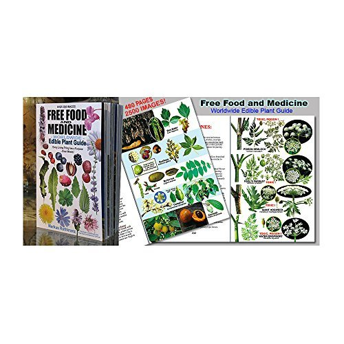 Unbranded New The Free Food and Medicine Worldwide Edible Plant Guide