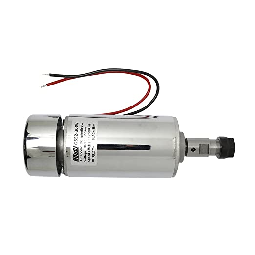 ER11 500W Brushless Hochgeschwindigkeit Spindelmotor DIY Engraver Motor Zubehör
