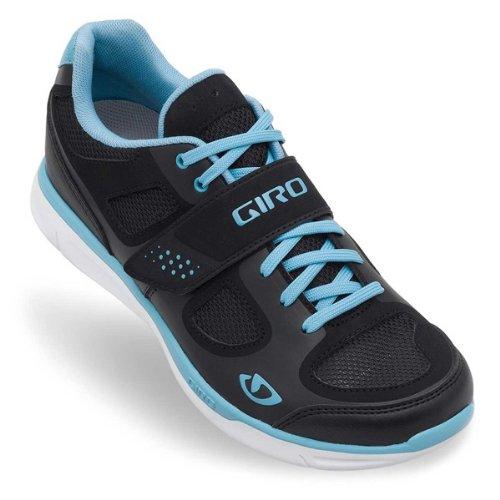Donna da nero Giro Whynd blu Nero Sport Fitness 2014 ciclismo nero scarpe XO7xqU57w