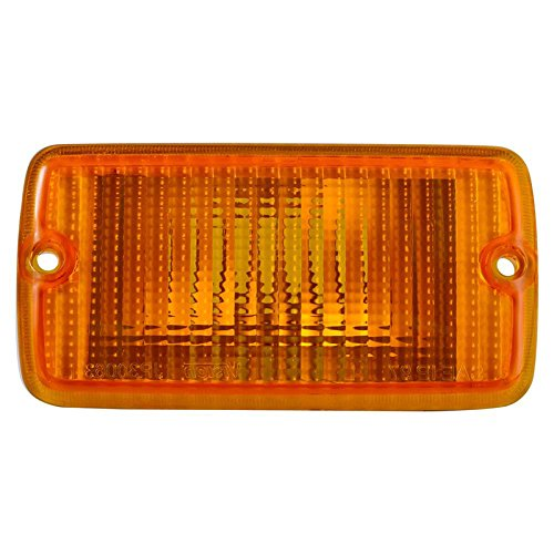 OE Replacement Jeep Wrangler/Sahara Passenger Side Parklight Assembly (Partslink Number CH2521141)