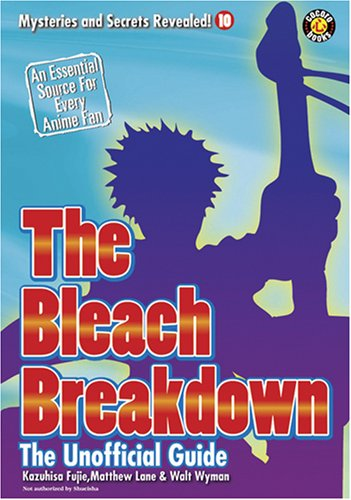 The Bleach Breakdown: The Unofficial Guide (Mysteries and Secrets Revealed! 10)
