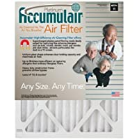 Accumulair Platinum 18x24x6 (17.5x23.5x5.88) MERV 11 Air Filter/Furnace Filter