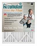 Accumulair Platinum 18x24x6 (17.5x23.5x5.88) MERV 11 Air Filter/Furnace Filter