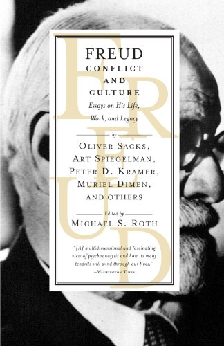 Conflict culture essay freud his legacy life work