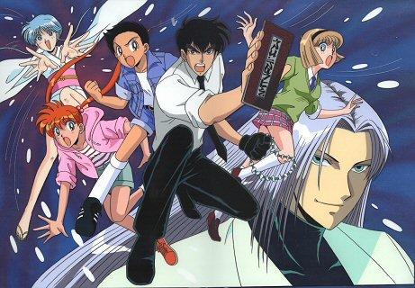 Jigoku Sensei Nube (Hell Teacher Nube), TV Episodes 1-49 plus 3-Movies plus 3-OVAs, Complete Anime Series in Japanese with English Subtitles