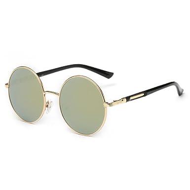 b87726fbd3d Highdas Summer Style Vintage Sunglasses Round Woman Eyewear C5 ...