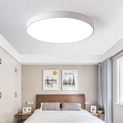 Luz De Techo, PlafóN LED para Dormitorio AcríLico Creativo Moderno ...