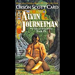 Alvin Journeyman Audiobook