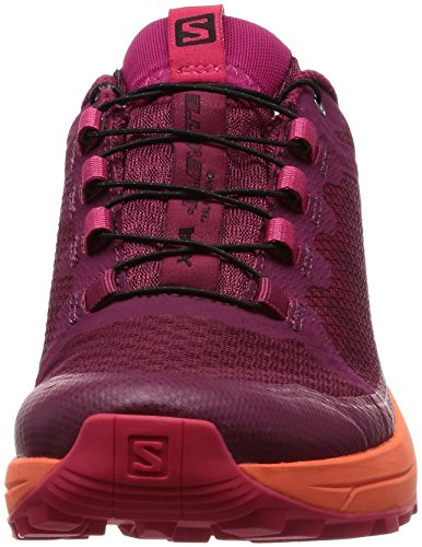 Chaussures Rouge Capucine Elevate Salomon Virtuel Betterave Course Rouge De Gtx Féminin Rose Piste 000 Xa Noir F6RaOq