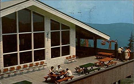 Cliff House Restaurant Stowe Vermont Original Vintage Postcard At